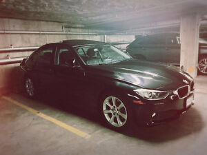 BMW 2012 320i Black lease looking for takeover