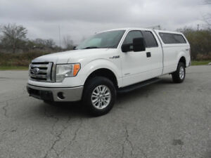 F150 4X4 XLT 6 passenger HEAVY HALF no accidents