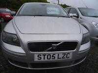 2005 VOLVO S40 2.0D SE [Euro 4] DIESEL WITH TOW BAR A LOVELY FAMILY SALOON.