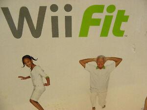 Wii FIT de Nintendo  (Wii Balance Board)
