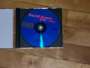 David Bowie Collection - 14 Albums - Rare Russian Import CD West Island Greater Montréal image 2