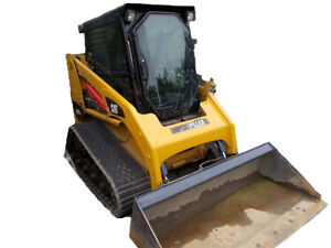 2011 CATERPILLAR 247B3 SKID STEER Cash/ trade/ lease to own term