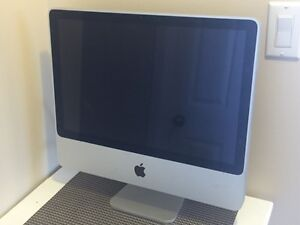 """Great condition 20"""" iMac Intel Core 2 Duo 2.66 GHz"""
