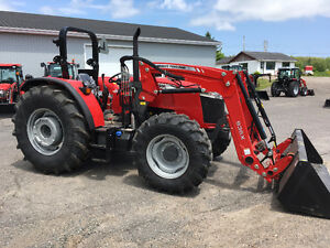 Massey Ferguson 4709 90hp with Loader - REDUCED DEMO!