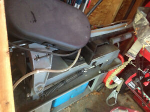 westward band saw