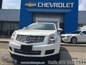 2015 Cadillac SRX Luxury  - Certified - Sunroof -  Leather Seats