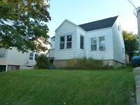 Aug 1 or Sept 1.  Well maintained 3 bdrm home, North end Halifax