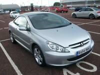 Peugeot 307 CC 2.0 16v Coupe 2003MY