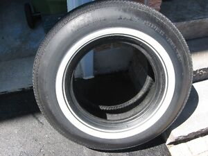 Special Double Whitewall Tire