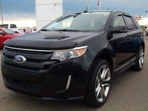 2014 Ford Edge Sport AWD CERTIFIED PRE-OWNED