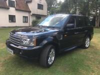 Land Rover Range Rover 4.4 V8 HSE AUTOMATIC