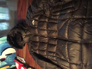Manteau North face femme Large!!