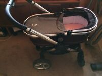 Icandy peach 1 full travel system