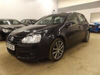 VOLKSWAGEN GOLF GT TDI, Black, Manual, Diesel, 2007