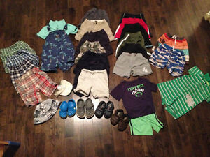 Boy summer clothing lot 18m-2t Kingston Kingston Area image 1