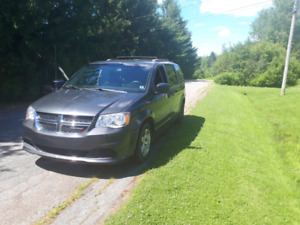 2012 dodge grand caravan chick/dude magnet