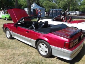 1993 Ford Mustang GT 5.0 L Cabriolet
