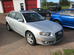 2006 Audi A4 2.0T SPOERTWAGON QUATRO LOADED 4995$@902-293-6969