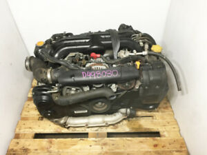 Jdm Subaru Impreza WRX EJ205 Turbo Engine 08-14 OEM Replacement