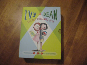 Ivy and Bean Secret Treasure Box