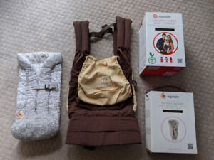 GUC Ergo Baby original carrier with infant insert