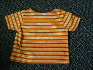 Boys Size 2 Short Sleeve Cotton Striped T-Shirt Kingston Kingston Area image 2