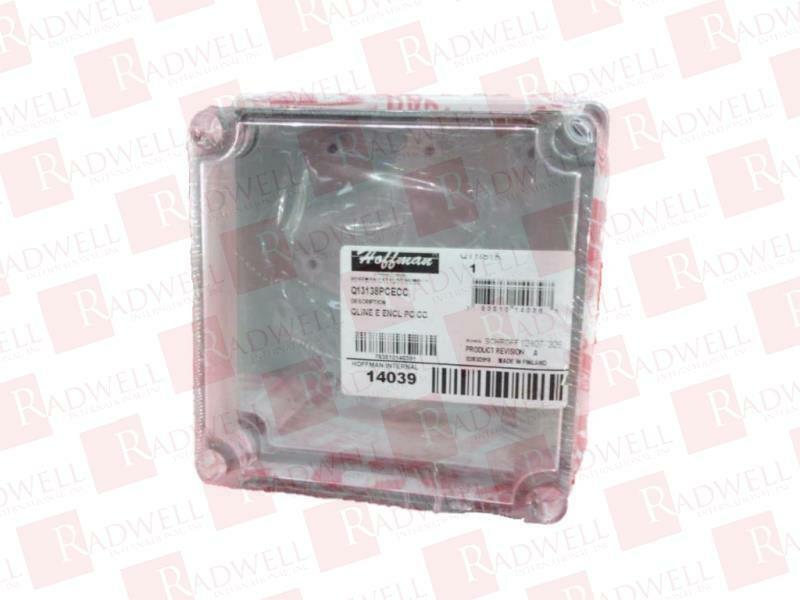 Pentair Q13138pcecc / Q13138pcecc (new In Box)