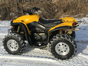 2008 CAN-AM Renegade 800
