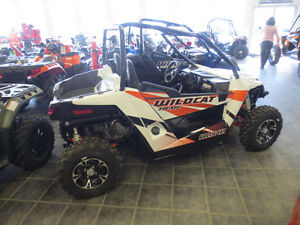 2015 Arctic cat 700 Trail limited