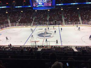 VANCOUVER CANUCKS VS ST LOUIS TUESDAY OCT 18