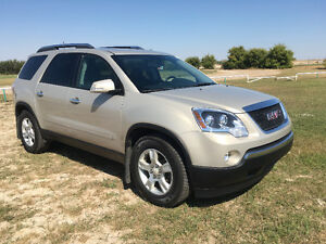 2009 GMC Acadia SLE AWD  Reduced to $8500