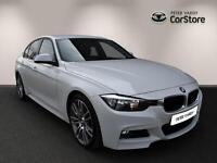BMW 3 Series 320D M SPORT (white) 2013-03-28