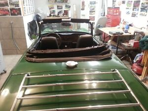 Rare 1969 Trumph TR6 - 1st Year they were made! West Island Greater Montréal image 4
