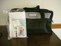 Brand New Dremel 120V Combo Kit/Case-Used Palm Sander