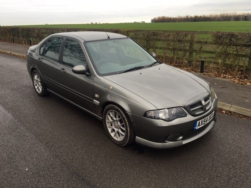 2005 Mg zs+ low miles