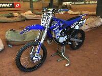Yamaha Yz 85 s/w and b/w not Ktm rm kx cr tm