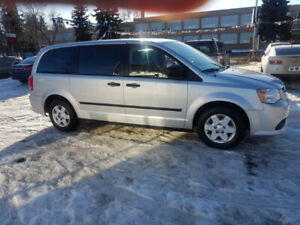 2012 Dodge Grand Caravan - ONE OWNER - NO ACCIDENT
