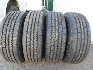Pneu Firestone Transforce LT245/70R17