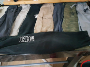 Boys size 10/12 clothing