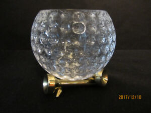 """""""TEE OFF"""" GOLF VOTIVE/TEALIGHT HOLDER BY PARTY LITE - New!"""