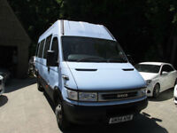 2006 IVECO DAILY 35C12 LWB 17 SEATER WELFARE / MINI BUS