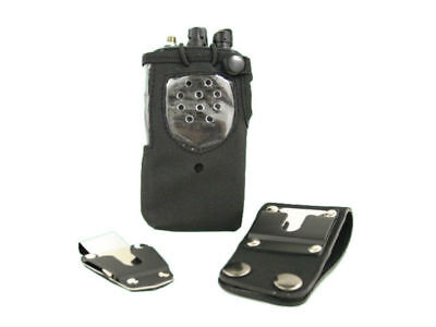 Radio Holster Motorola Bpr40 Magone D-ring Police Fire