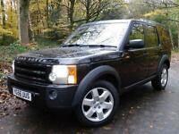 2006 56 Land Rover Discovery 3 2.7TD V6 auto HSE..1 OWNER..FULL SERVICE HISTORY