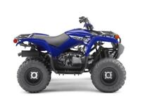 2019 Yamaha Grizzly 90 Moose Jaw Regina Area Preview