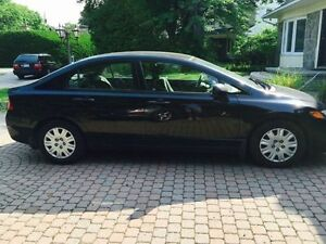 2007 Honda Civic DXG Low KMs Lady Driven Winter and Summer Tires