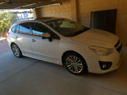 2012 Subaru Impreza G4 MY12 2.0i-S Lineartronic AWD White 6 Speed Willetton Canning Area Preview