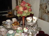 Gloria's Konseptz Vintage Teacup Rentals