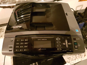 Brother Printer-Fax Used