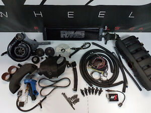 Kit Supercharged RMS Bmw M3/325/323 E36