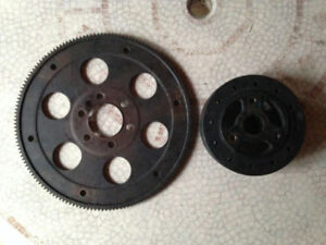Chevrolet SBC Gen 1  flywheel and damper parts